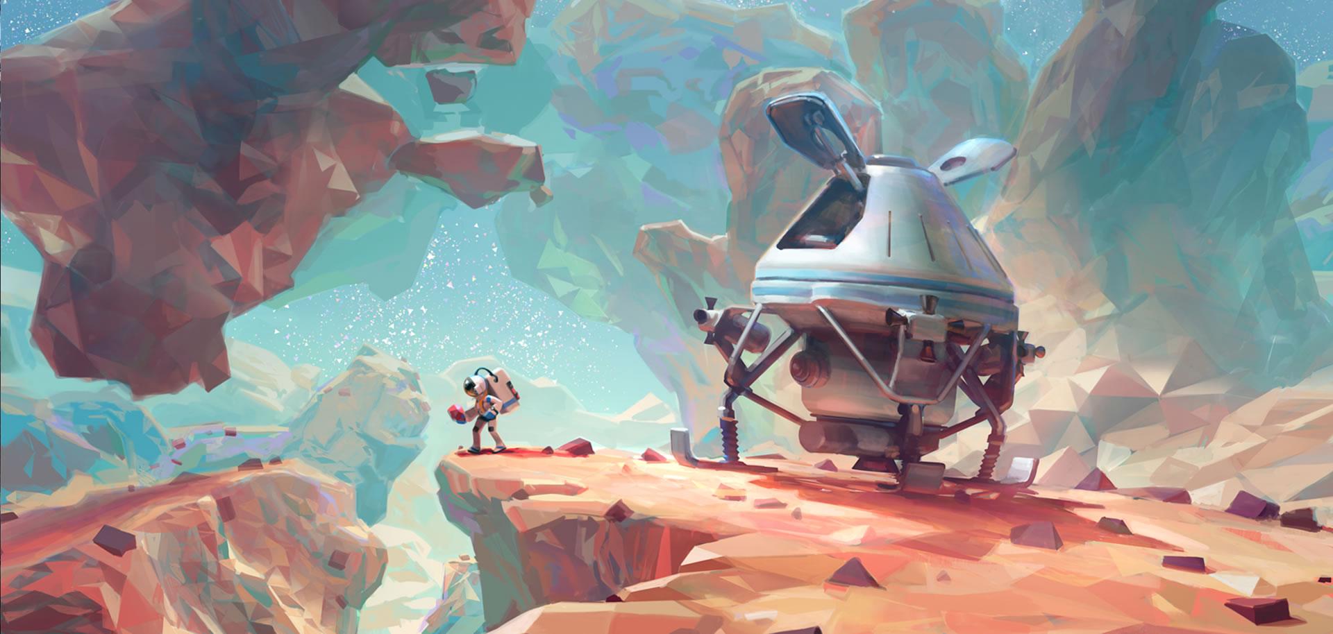 Astroneer: Нерассказанная история создания