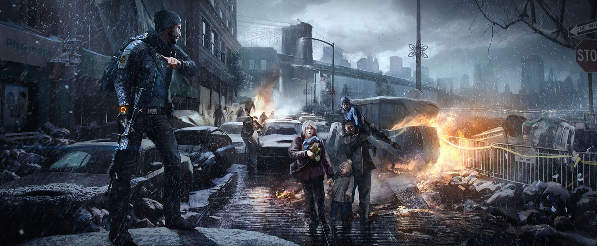The Division: Last Stand