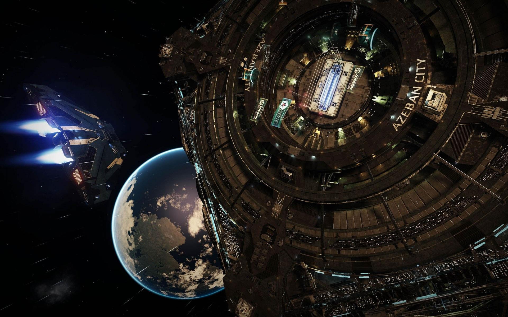Elite: Dangerous: Детали механики Fleet Carrier