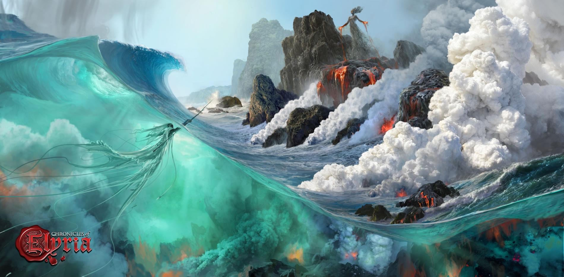 Chronicles of Elyria: Chronicles of Elyria: концепты, модели и скриншоты