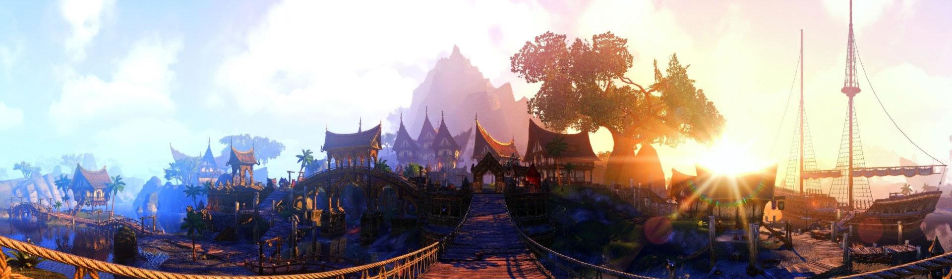The Elder Scrolls Online: TESO официально на русском