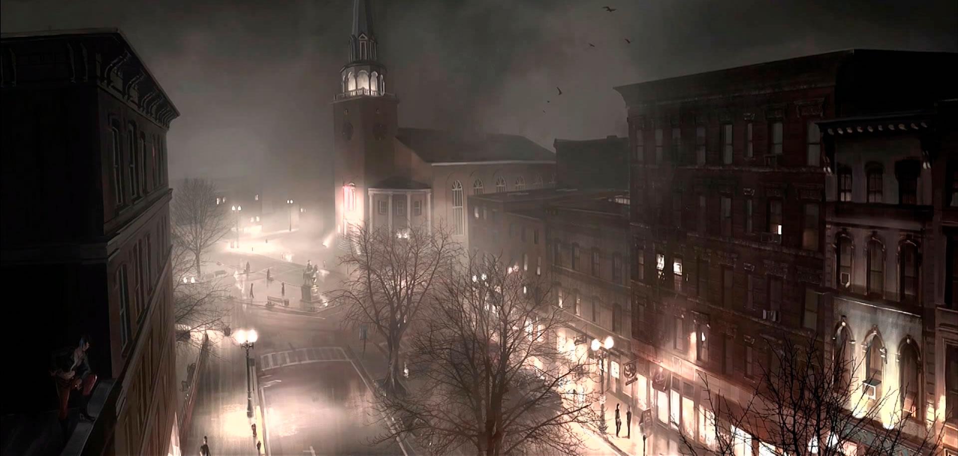 World of Darkness: Скриншоты и руководство из отмененной World of Darkness попали в сеть