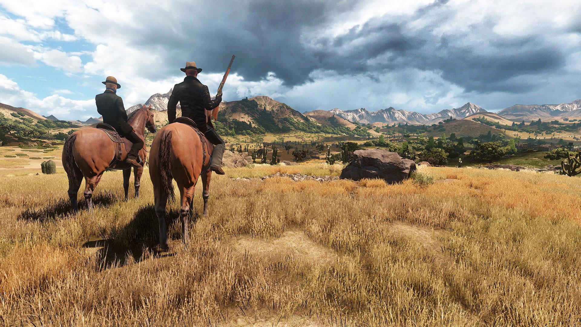 Wild West Online: Wild West Online первое геймплейное видео