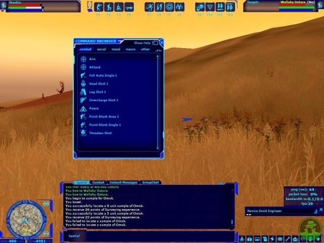 Star Wars Galaxies: SWG: От старта к крушению (часть 1)
