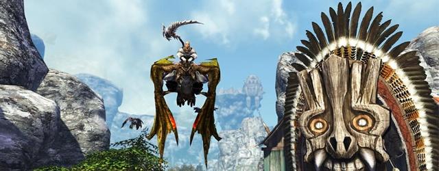 Dragon's Prophet: Унеси меня дракон