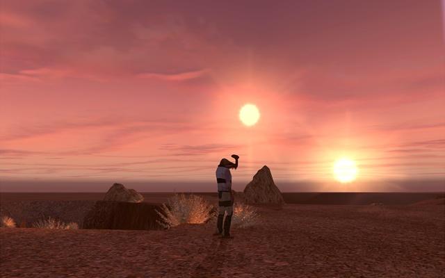 Star Wars Galaxies: SWG: навстречу приключениям