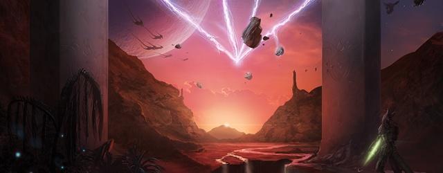 Origins of Malu: OoM: планета Malu