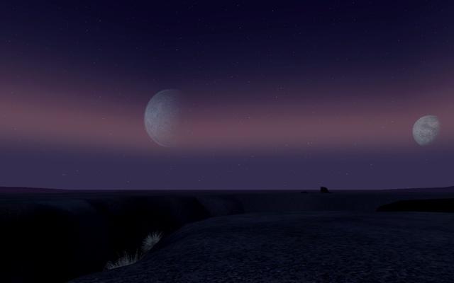Star Wars Galaxies: SWG: Мне нужен воздух