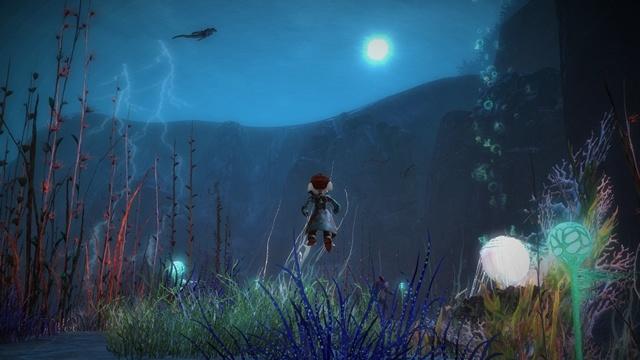 Guild Wars 2: GW2: Подводная деревня