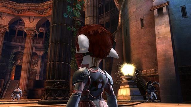 Guild Wars 2: GW2: Вот она -- Сфера Силы на Алтаре