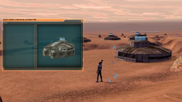 Star Wars Galaxies: SWG: Автоматические экстракторы