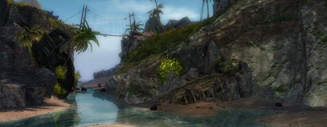 Guild Wars 2: GW2: Потерянные берега