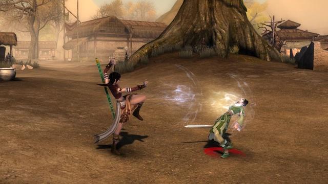 Легенды Кунг-Фу: это уже зависит от ваших кунг-фу навыков