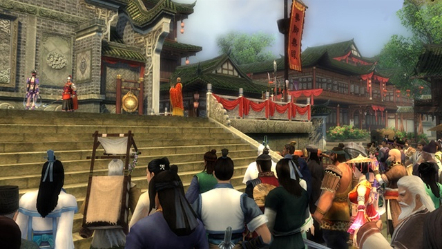 Легенды Кунг-Фу: погрузиться в одно из самых любимых китайских занятий – бунт