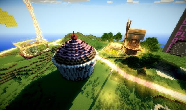 Кукловоды: Minecraft: Сервер журнала PCGamer