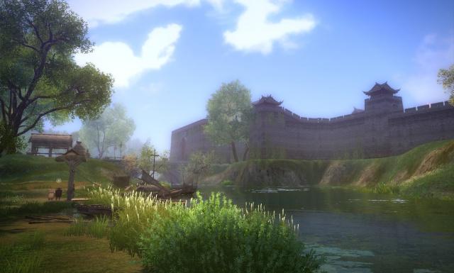 Легенды Кунг-Фу: AoW: Созерцание