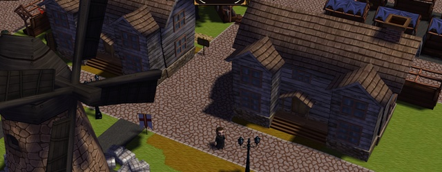 Salem: Щепки летят