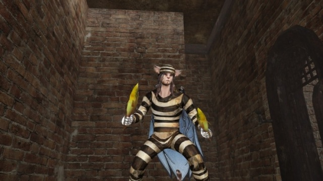 Archeage: AA: На прогулку по тюремному двору