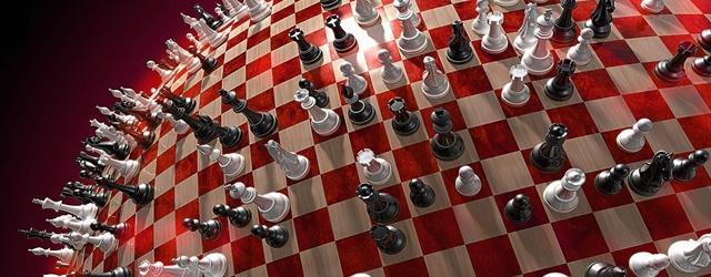 Игры Разума: Мы не шахматные фигуры