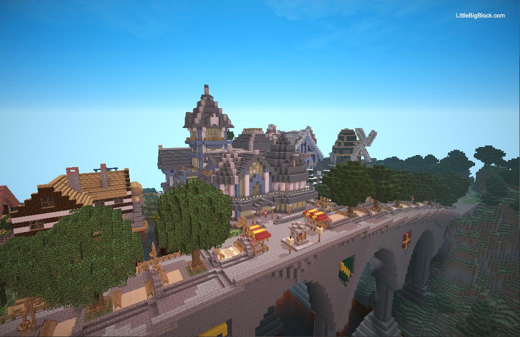 Minecraft: Little Big Block