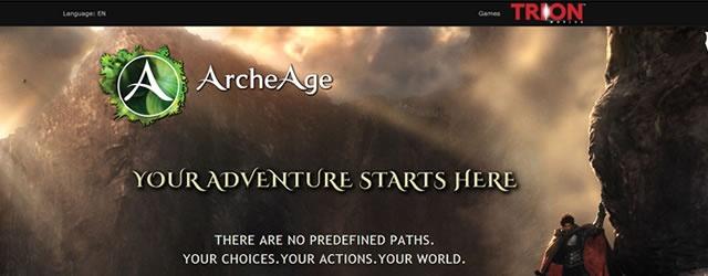 Archeage: AA: Trion -- европейский издатель ArcheAge