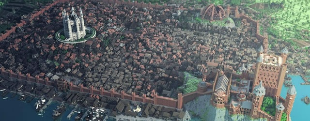 Minecraft: Kings Landing