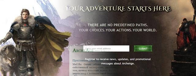 Archeage: AA: С момента объявления европейского и русского локализаторов проекта прошел уже почти месяц