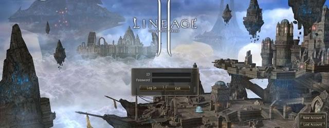 Lineage 2, ла2, mmorpg, la2, ncsoft, арт, линейка, kamael, город