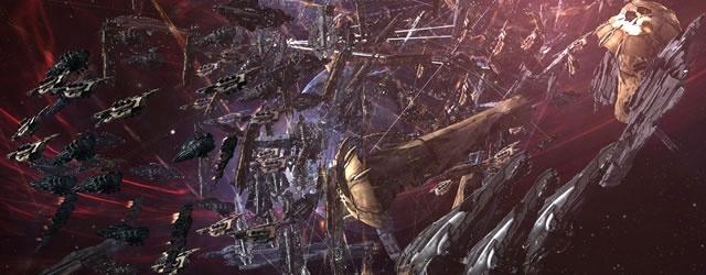 EVE-online: Грехи звёздного шпиона  #86: Бойня при Асякай
