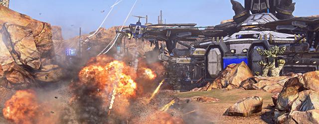 Planetside 2: Военно-полевой сюжет