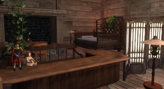 Archeage: Уютное кафе