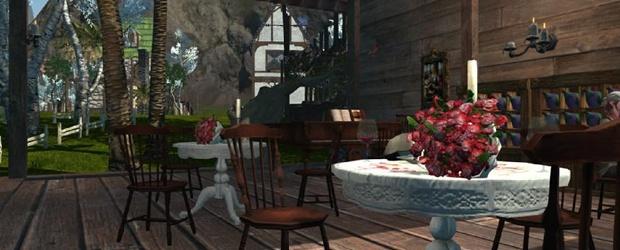 Archeage: AA: Уютное кафе