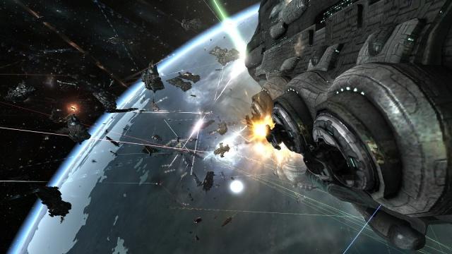 EVE-online: Сюжетная развязка и игровая связка