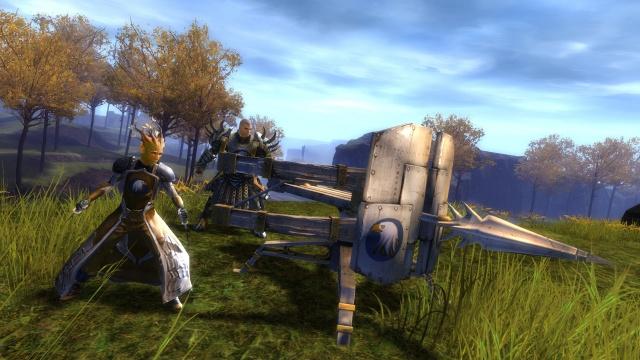 Guild Wars 2: Blog by Atron: Не сбавляя оборотов