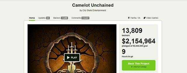 Camelot Unchained: Получилось!