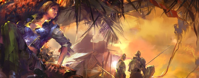 Guild Wars 2: Попался