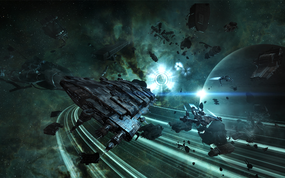 EVE Online: Летний айсберг