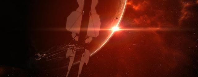 EVE Online: Пробки в космосе