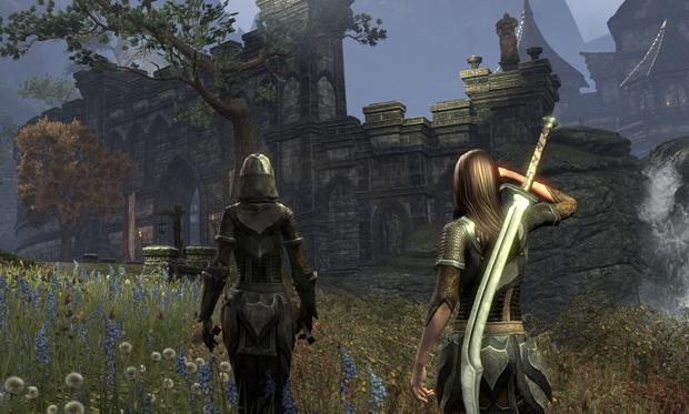The Elder Scrolls Online: Подземелья общего пользования