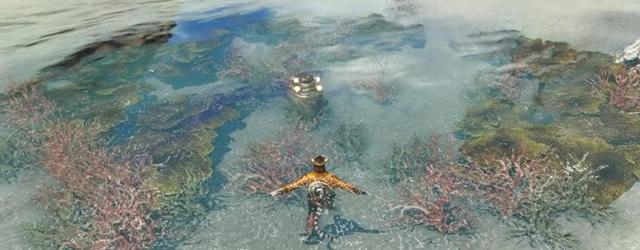 Archeage: Подводная ферма