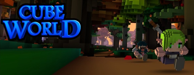 Cube World: Новый сайт