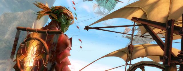 Guild Wars 2: Базар и сквозняки