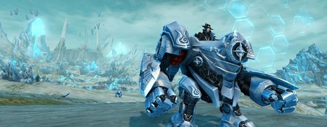 Aion: Бароккороботы