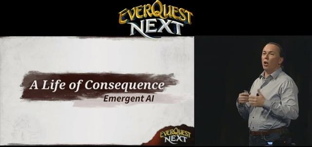 EverQuest Next: Холодное блюдо