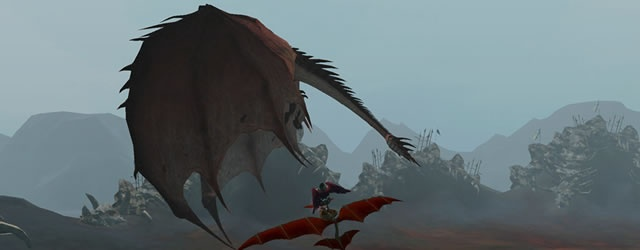 Archeage: XLGAMES: Как создавался Красный дракон