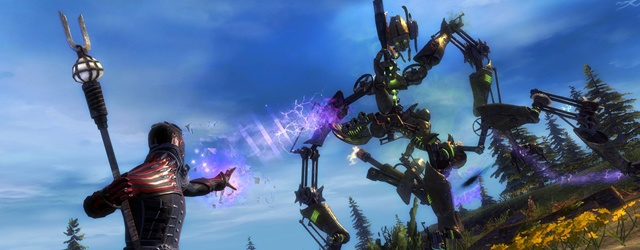 Guild Wars 2: Clockwork Chaos: Восстание машин