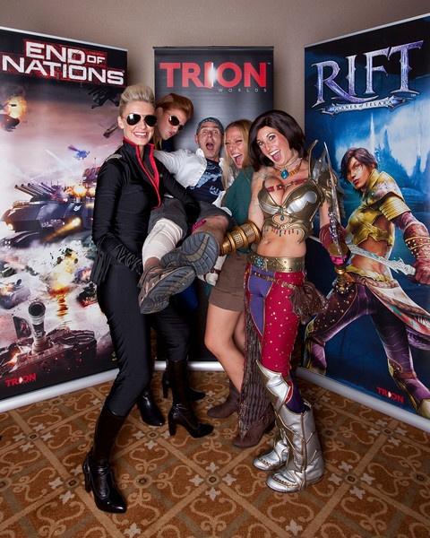 MMO-индустрия: Скотт Хартсман: Будущее Trion Worlds