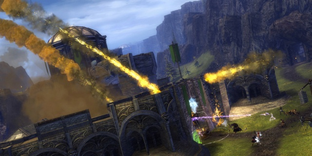 Guild Wars 2: WvW: Еще спортивнее