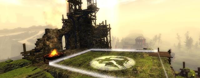 Guild Wars 2: Поле битвы - Руины Силы
