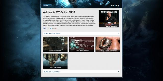 EVE Online: Точка невозврата
